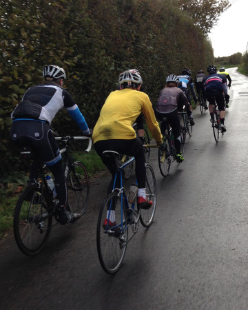 Group Training Ride