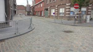 Belgium Cobbled Section Oostnieuwkerke