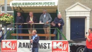 Belgium Judges Podium Oostnieuwkerke