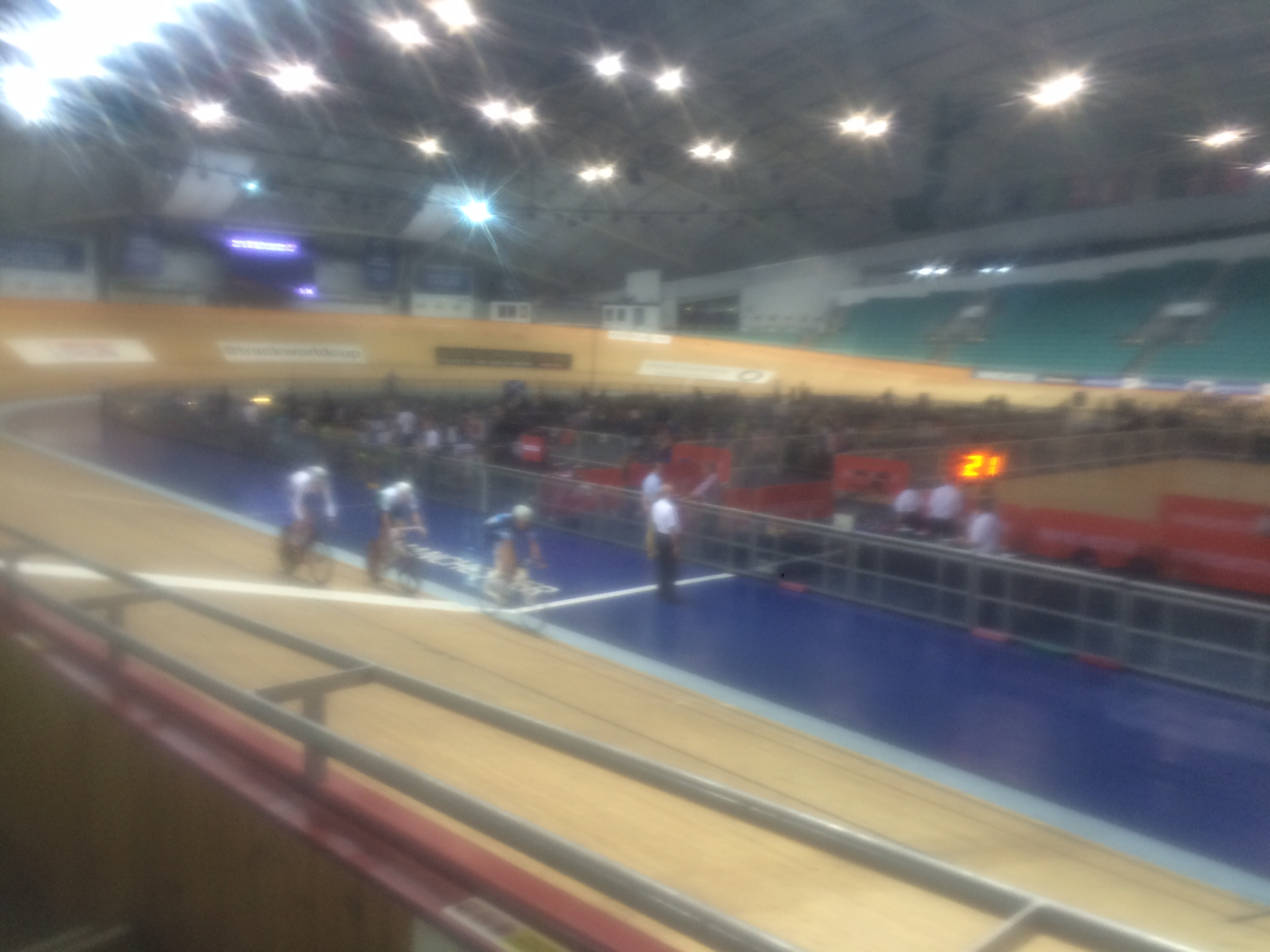World Masters' Track Championships