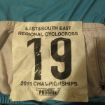 ed Regional champs race number