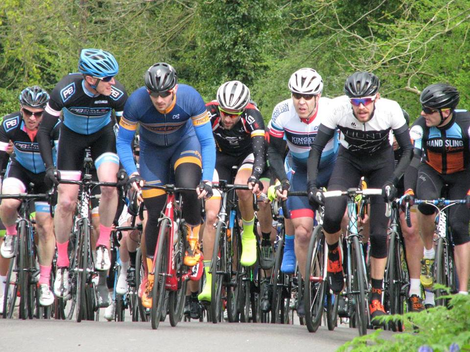 Surrey League 2/3 Road Race Kirdford